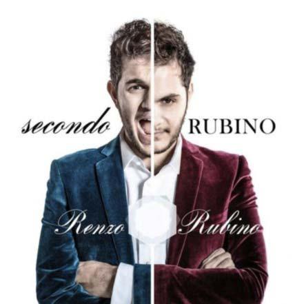 cover album secondo rubino