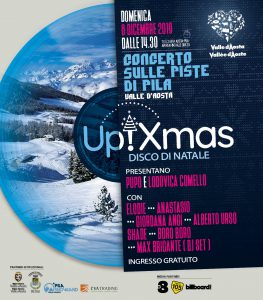 Up! Xmas – Disco di Natale